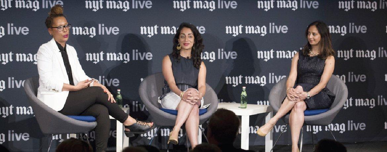 NYT Mag Live - Panel with REMAKE founder Ayesha Barenblat