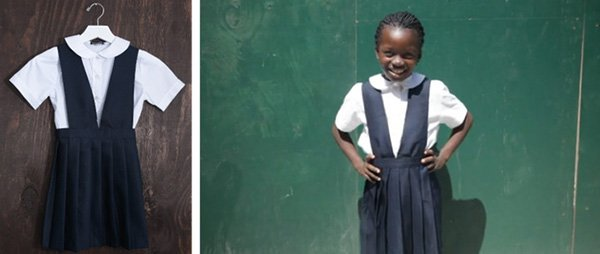 UNIFORM - school girl