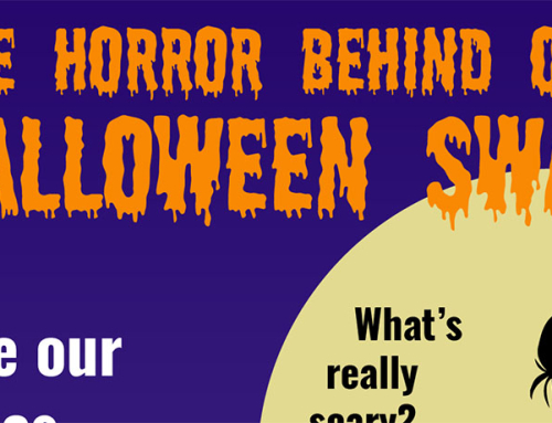 The Horror Behind Our Halloween Swag