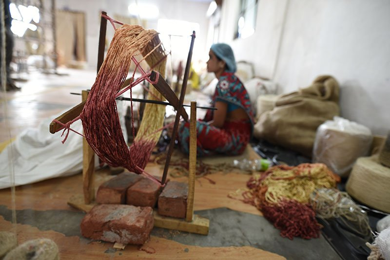 Kashmiri Loom India Panipat