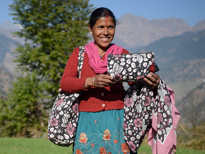 Himalayas Woman Munni