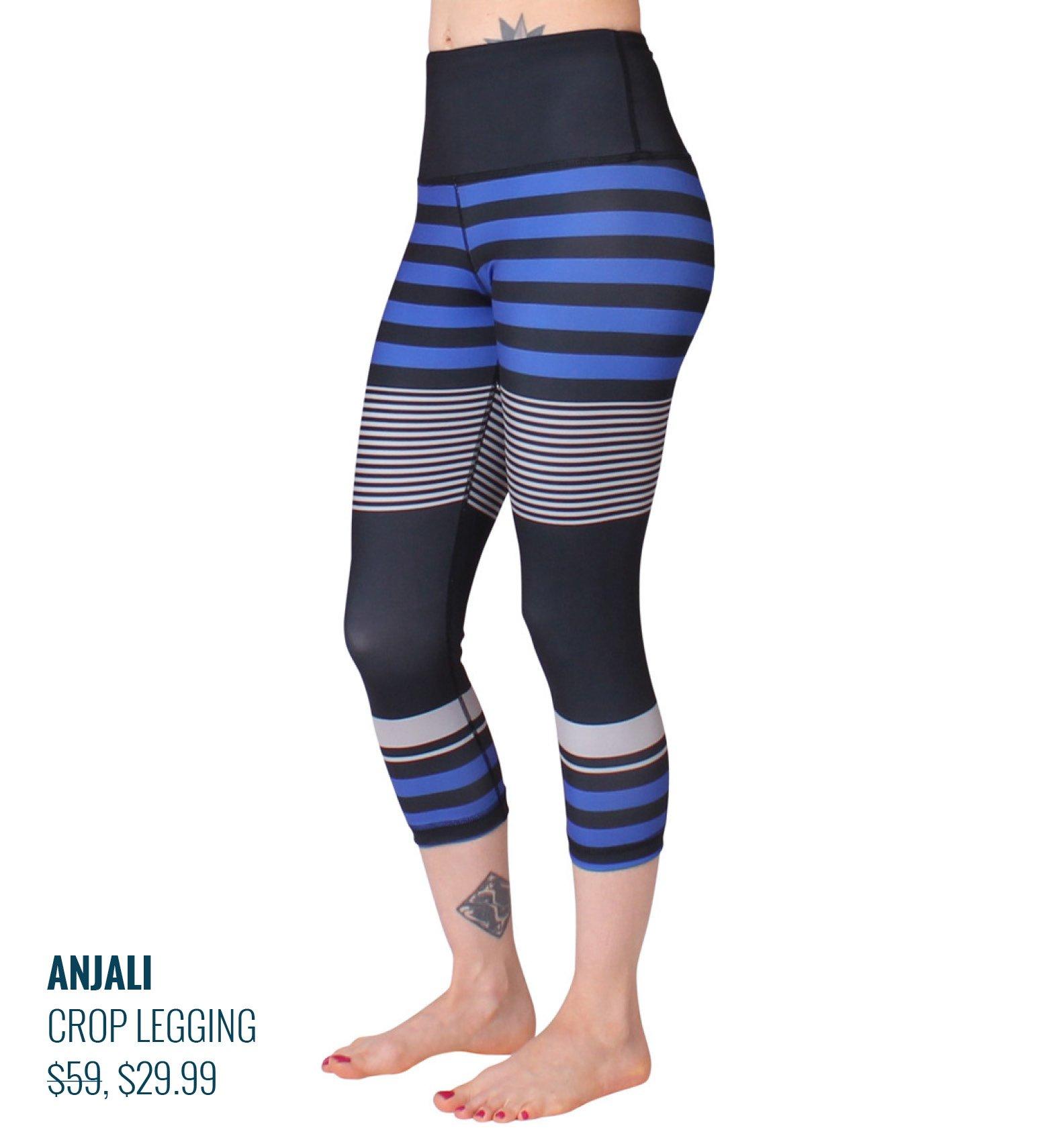 Anjali Crop Legging