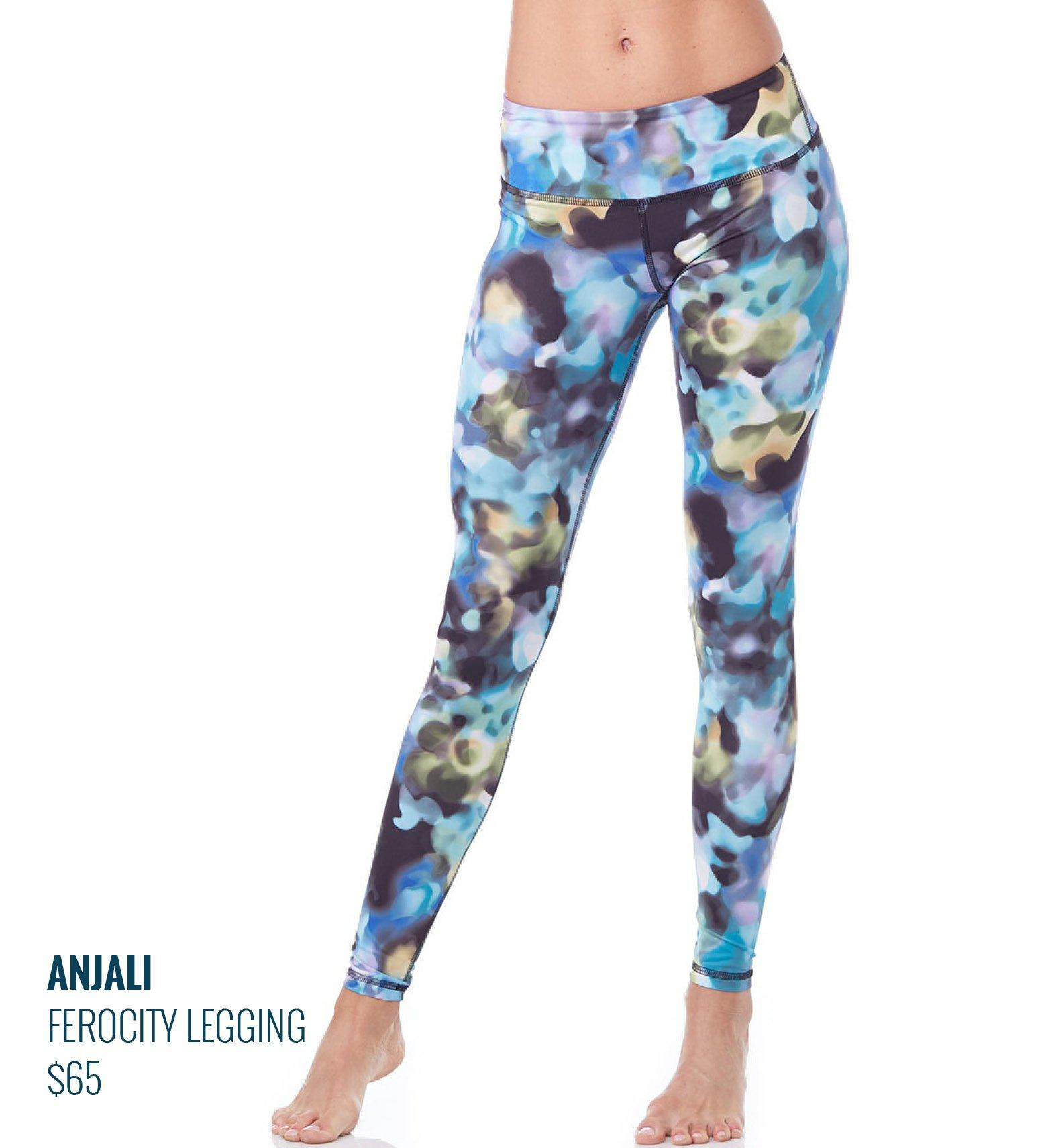 Anjali Ferocity Legging