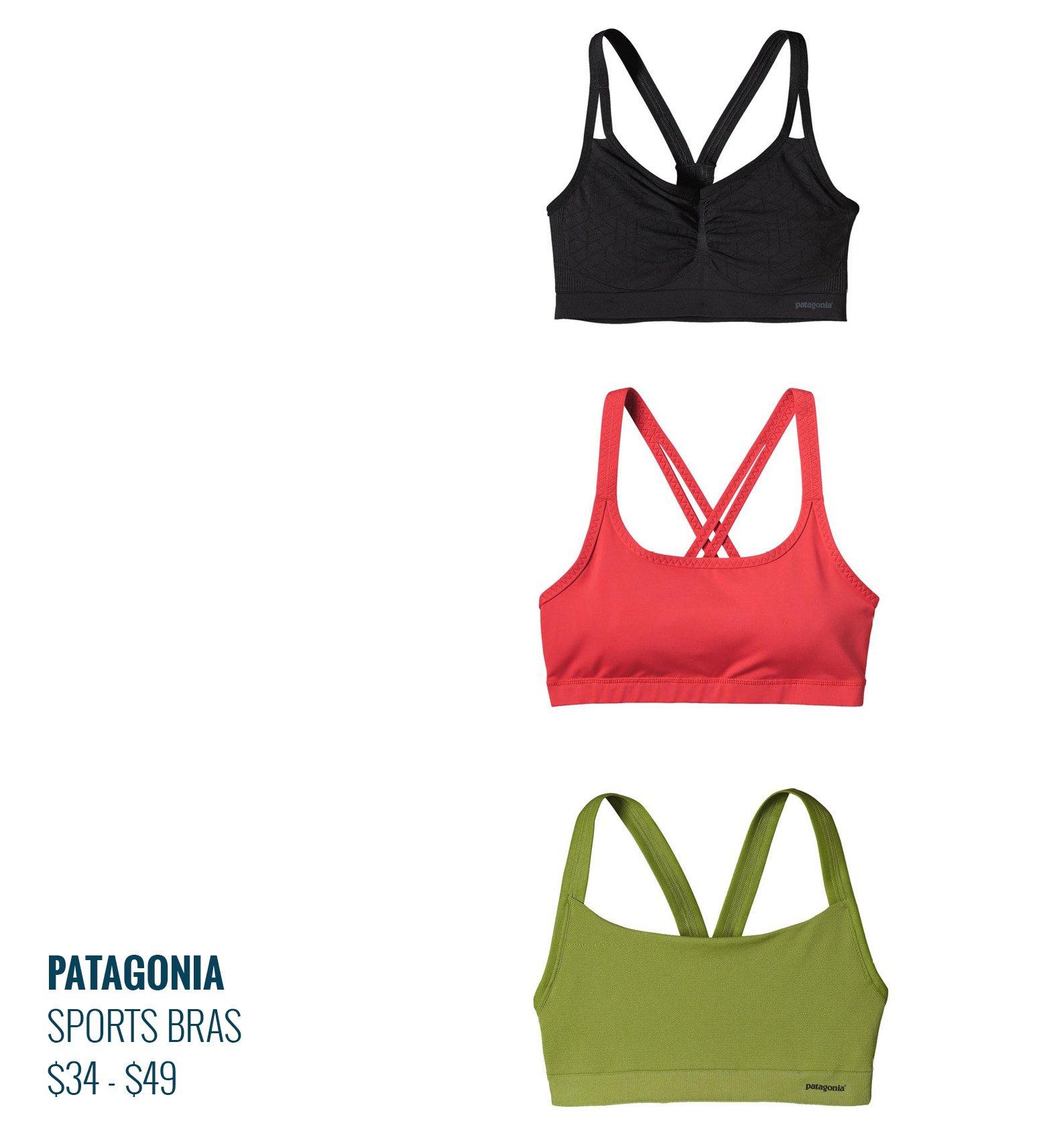Patagonia Sports Bras