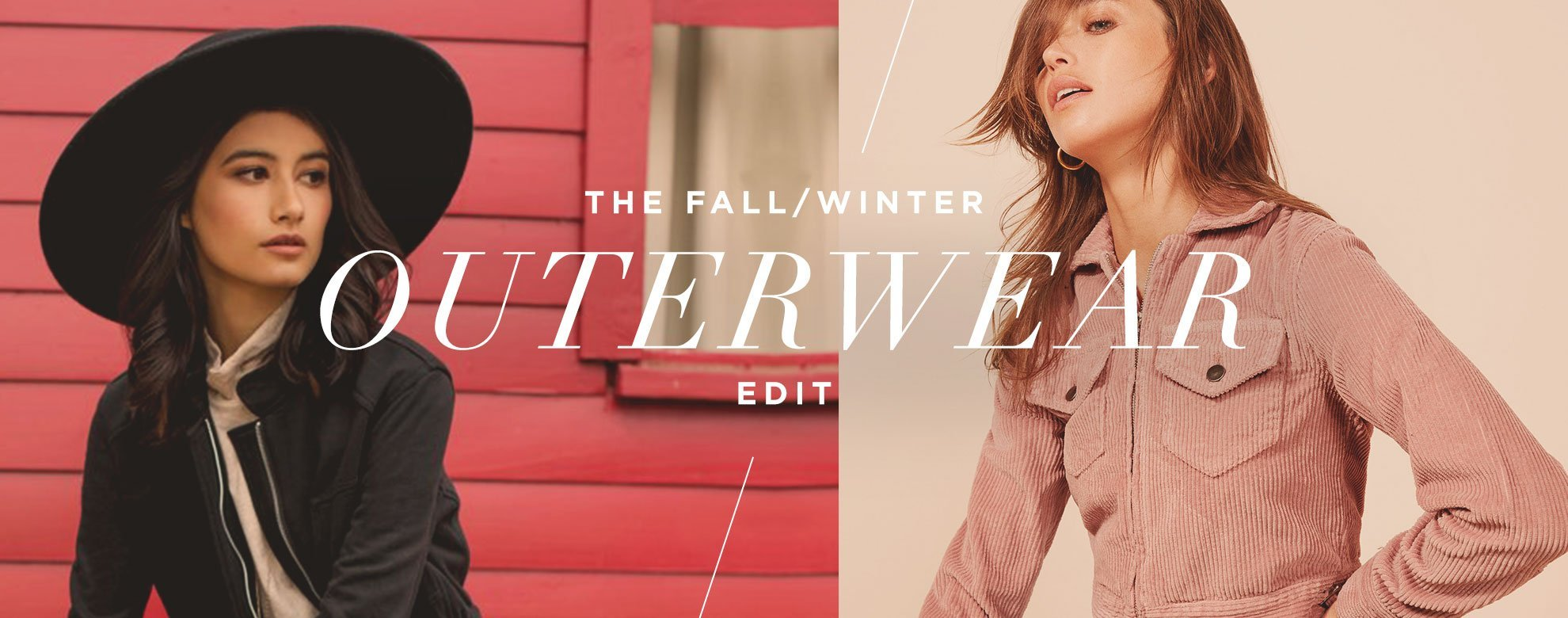 The FW17 Outerwear Edit