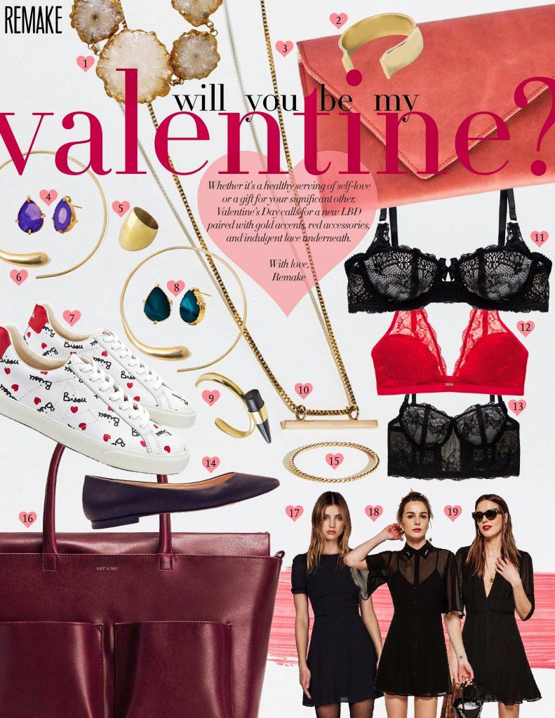 valentine guide