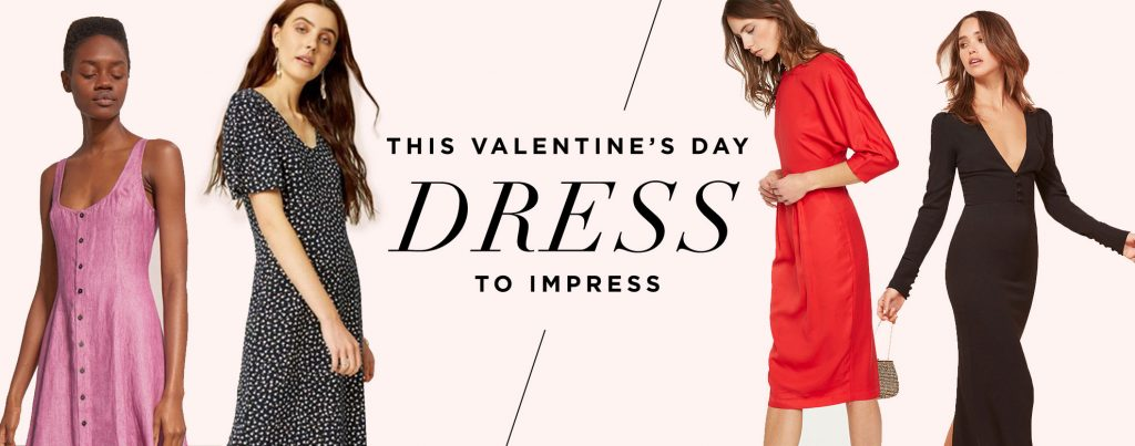 The Valentine's Day Dress Guide