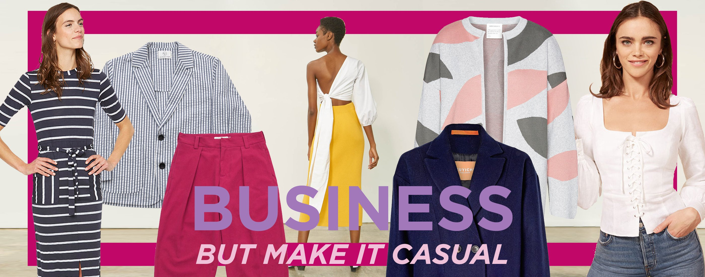 The Business Casual Edit