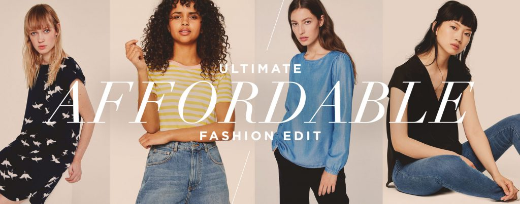 Ultimate Affordable Fashion Edit