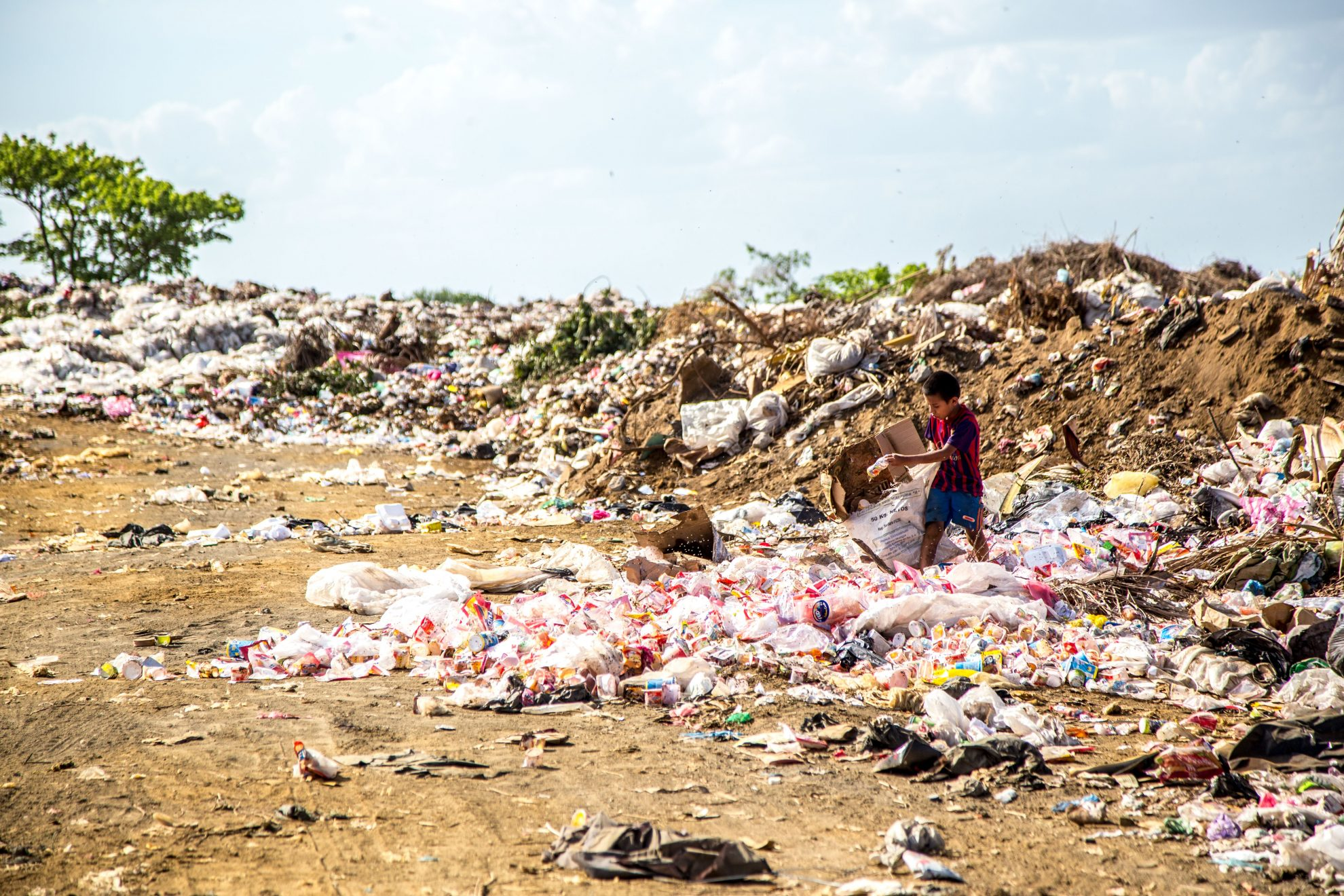 Are Our Clothes Doomed for the Landfill? — Remake