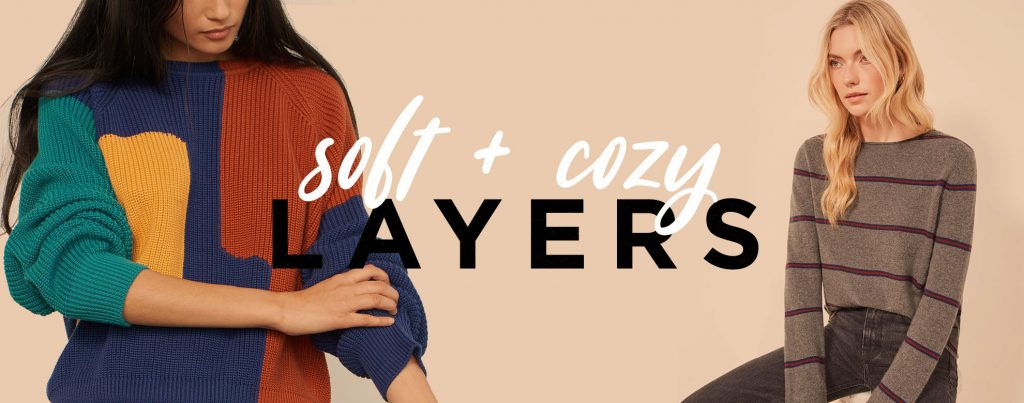 Soft and Cozy Layers
