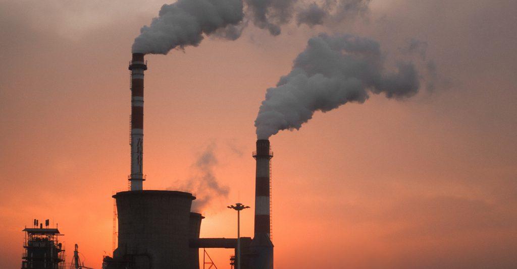 smog polution