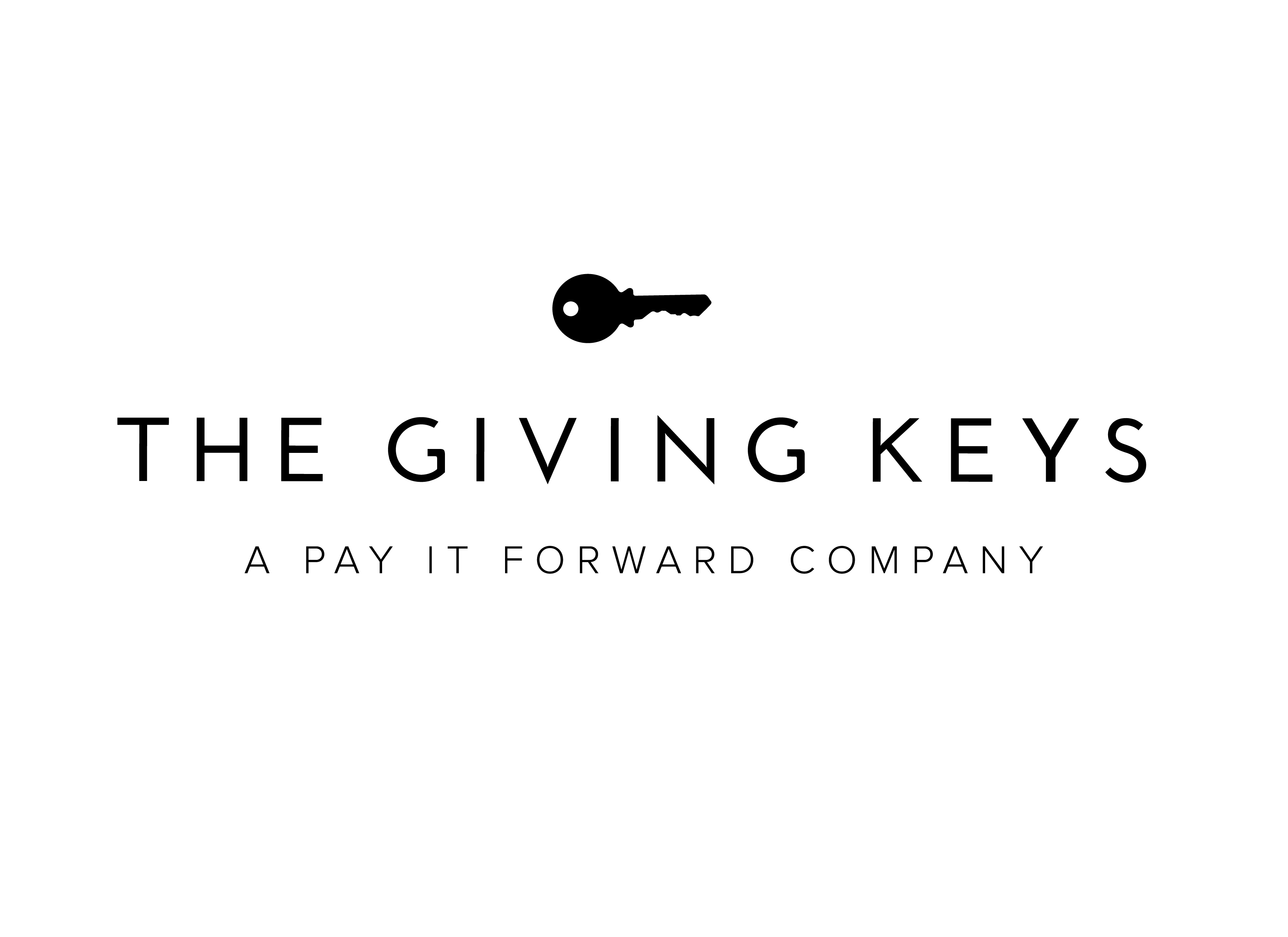 The Giving Keys logo