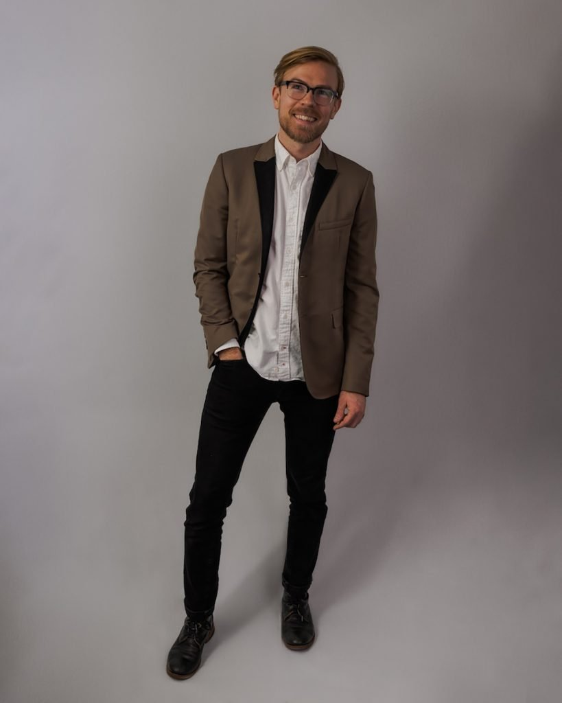 Sustainable Men's Fashion with Garik Himebaugh of Ecostylist