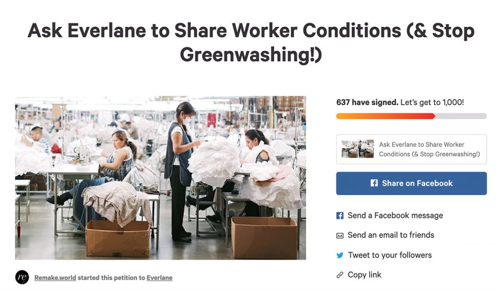 Everlane Unionized — But There's Still More Work to Be Done