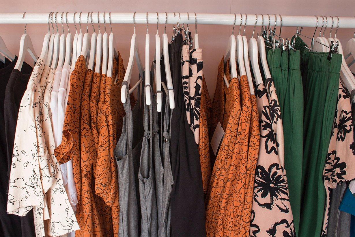 shopping emerging brands