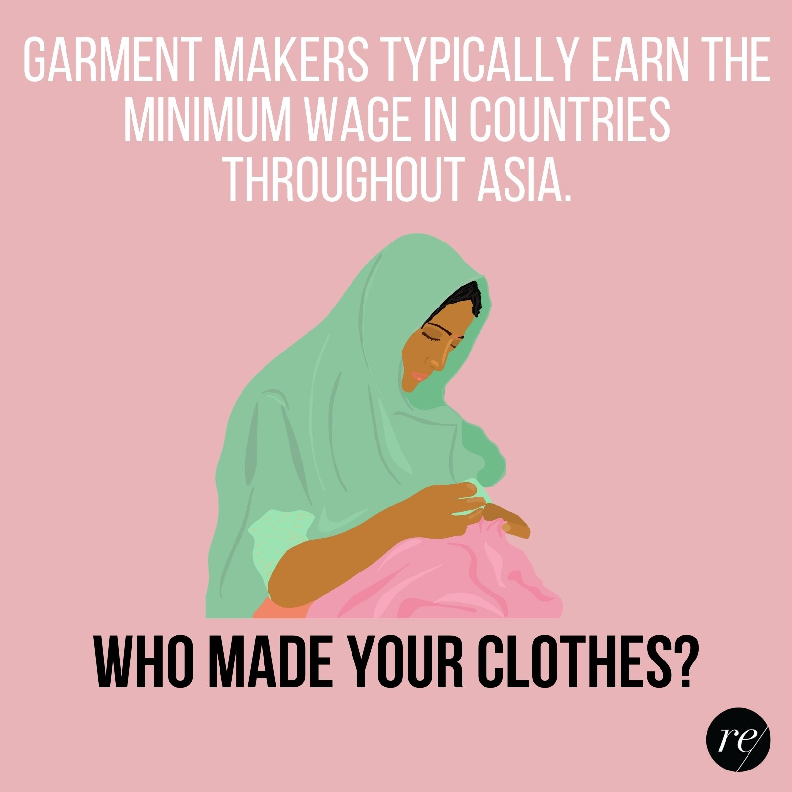How much do garment workers make?